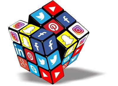Création de site web - réseaux sociaux