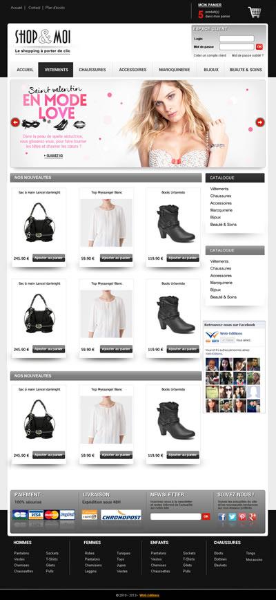 Shop et moi